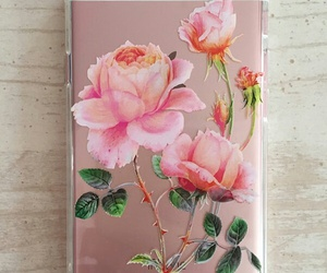 floral, pastel, and iphone image
