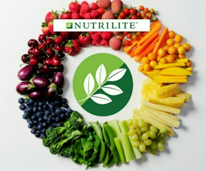 amway, salud, and nutricion image