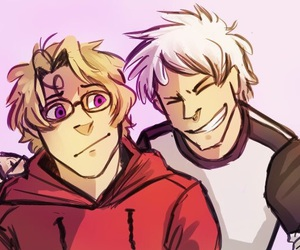 hetalia, aph prussia, and prucan image