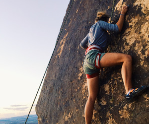 climb, fit, and fitness image