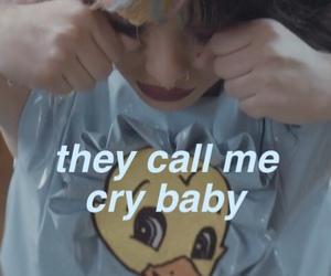melanie martinez, cry baby, and crybaby image