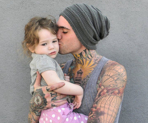 tattoo, baby, and boy image