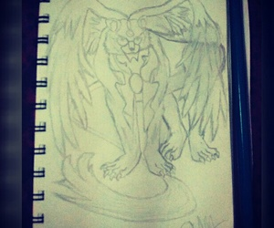 arte, dibujo, and kero image