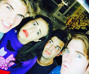 shane dawson, miranda sings, and joey graceffa image