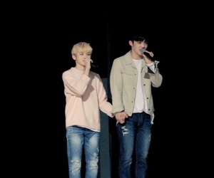 woozi, s.coups, and jicheol image