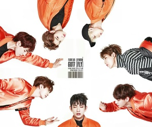 got7, bambam, and fly image