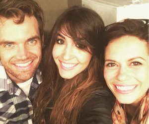 kate voegele, mia, and one tree hill image