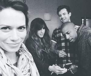kate voegele, tyler hilton, and tree hill image