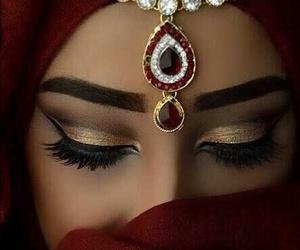 arabian, beauty, and jewelery image