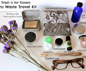 travel and zero waste image