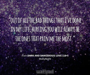 quotes, wattpad, and ddl image