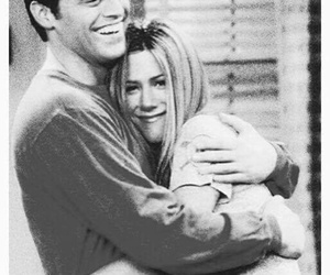 Jennifer Aniston, Joey, and f.r.i.e.n.d.s image