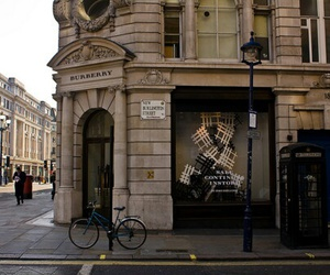 Burberry and photography image
