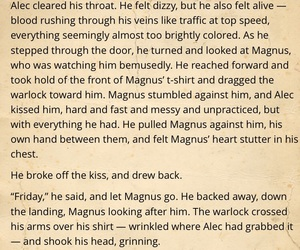 alec lightwood, malec, and cuties image