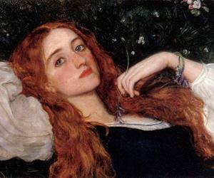 art, painting, and arthur hughes image