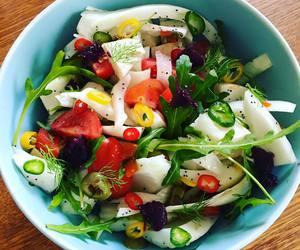 diet, vegan, and fitness image