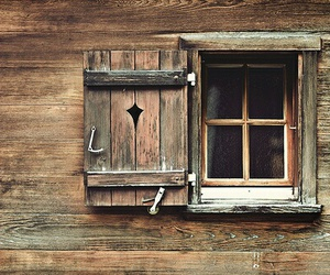 window, photography, and vintage image