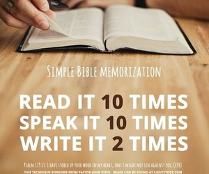 study, school, and read image