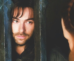 the hobbit and aidan turner image