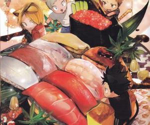 haikyuu, anime, and nekoma image