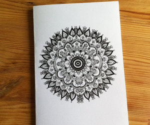 mandala, drawings, and etsy image