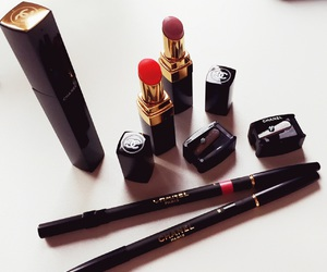 chanel, coco, and makeup image