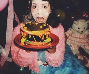 cake, melanie martinez, and cry baby image