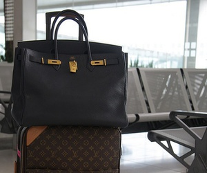 Louis Vuitton, bag, and hermes image