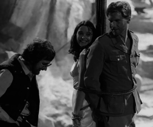 harrison ford, Raiders of the Lost Ark, and karen allen image