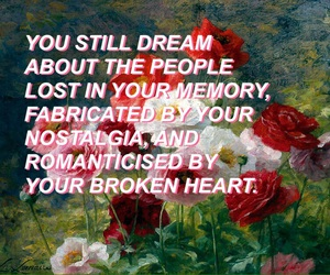 Dream, quote, and art image