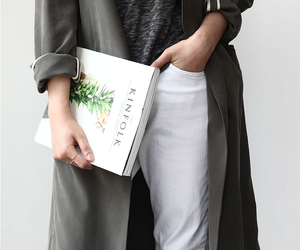 book, model, and style image