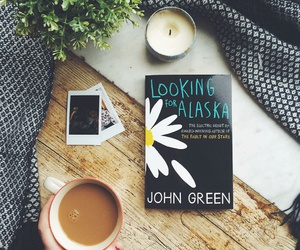 books, john green, and looking for alaska image