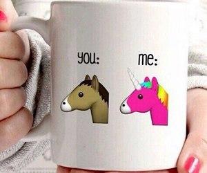 unicorn, horse, and me image