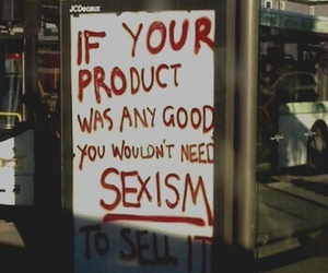 sexism, feminism, and quotes image