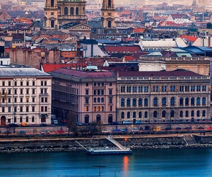 budapest, Build, and river image