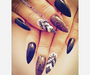 Best, nails, and ❤ image