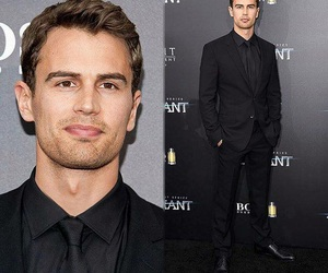 boy, divergent, and handsome image