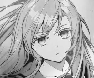 owari no seraph, manga, and mahiru hiragi image