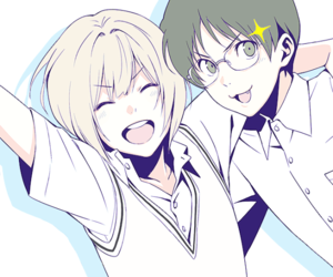 anime, prince of stride, and cute image