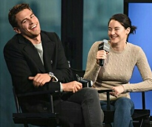 Shailene Woodley, theo james, and ️sheo image