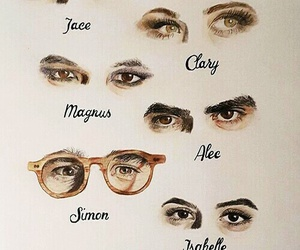 shadowhunters, eyes, and jace image