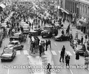 sweden, car, and funny image