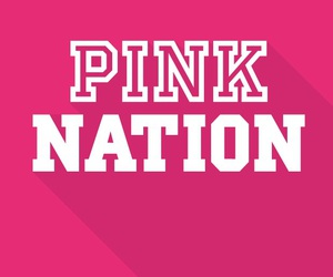 pink, pink nation, and Victoria's Secret image