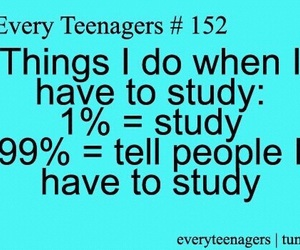 study, funny, and lol image