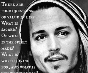 phrases, johnny deep, and johnny deep phrases image