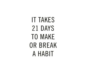 quotes, habits, and motivation image