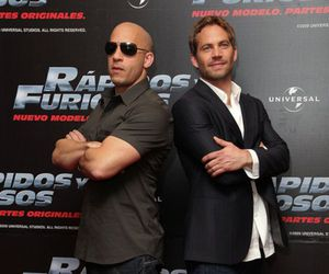 Vin Diesel, fast and furious, and fast cars image