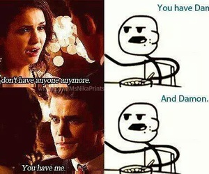 damon, the vampire diaries, and tvd image