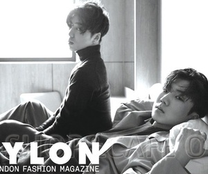 nylon magazine, lee seung-hoon, and winner image
