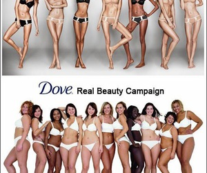 beautiful, perfect body, and dove image